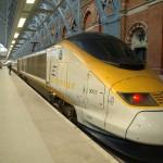 Travelling Across Europe on the Eurostar