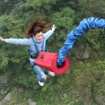 Bungee Jumping on Holiday